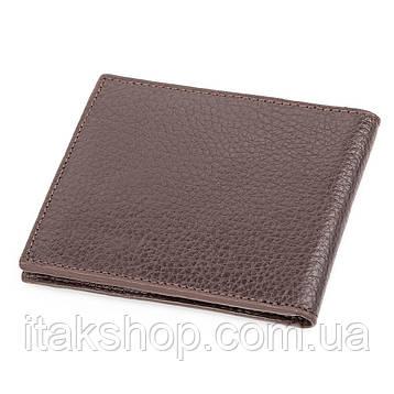 Зажим мужской KARYA 17091 кожаный Коричневый, Коричневый, фото 2