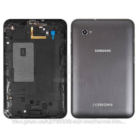 Корпус для Samsung Galaxy Tab 7.0 Plus P6200, Galaxy Tab 7.0 Plus P6210 3G Original Grey, фото 2