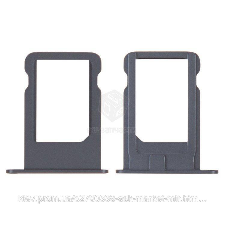 Держатель SIM-карты для Apple iPhone 5 Original Black