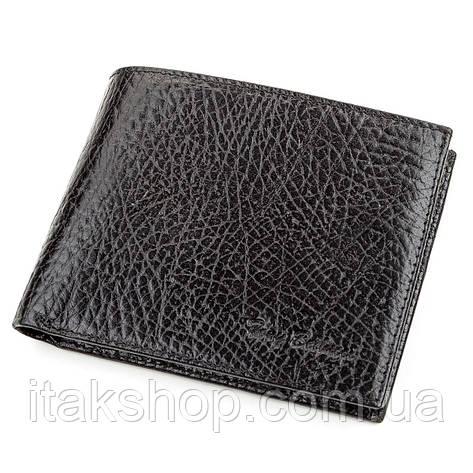 Кошелек мужской Tony Bellucci 17202 кожаный Черный, Черный, фото 2