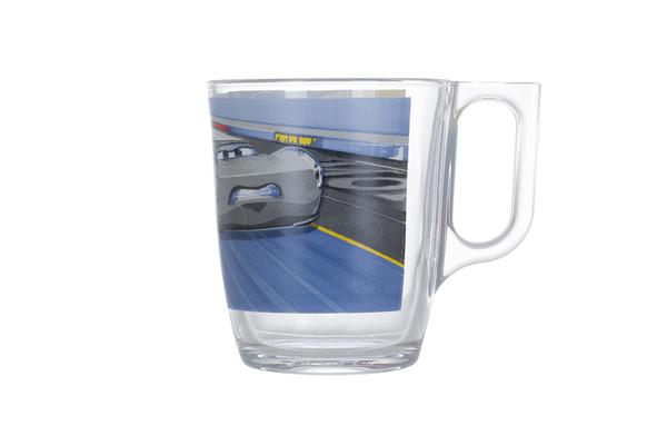 Набор посуды для детей LUMINARC Disney Cars McQueen 3 предмета Стекло (N5280)