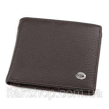 Мужской кошелек ST Leather 18304 (ST159) кожаный Коричневый, Коричневый, фото 2