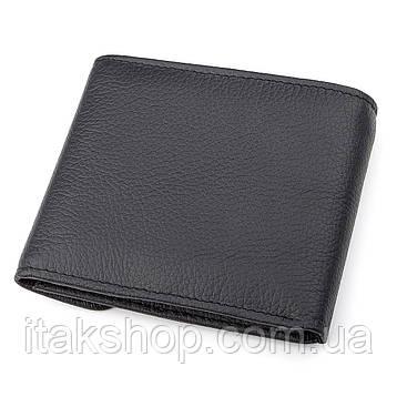 Кошелек ST Leather 18313 (ST155) кожаный Черный, Черный, фото 2
