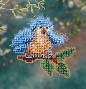 Набор для вышивки Bye Bye Birdie