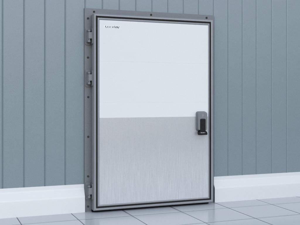 Дверь распашная для охлаждаемых помещений DoorHan IsoDoor IDH1