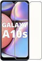 Защитное стекло Samsung Galaxy A10s A107 (Прозрачное 2.5 D 9H) (Самсунг Галакси А10С)
