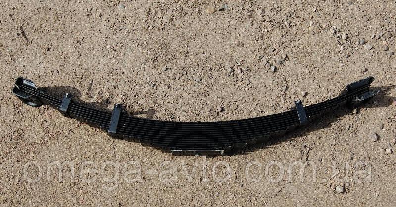 Рессора передняя ГАЗ 3308 САДКО 14-листовая (пр-во Чусовая)