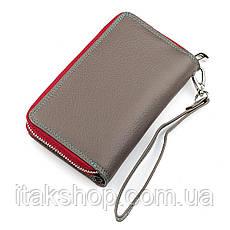Кошелек женский ST Leather 18442 (SB55-5) Бордовый, Бордовый, фото 2