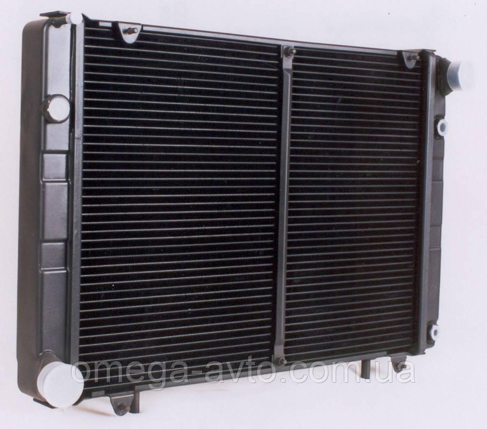 Радиатор охлаждения ГАЗЕЛЬ 3302 (под рамку) н/о (пр-во ШААЗ)