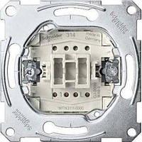 Механизм выключателя Merten 1 кл., 1 п. (MTN3111-0000)