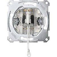 Механизм выключателя Merten со шнурком, 1NO, сигнальный контакт, N (MTN3184-0000)