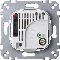 Механизм терморегулятора с выключателем Merten 1(1) A, 24В/AC (MTN536304)