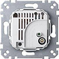 Механизм терморегулятора с переключающим контактом Merten 1(1) A, 24В/DC (MTN536401)