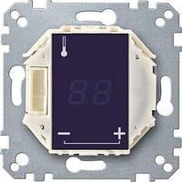 Механизм терморегулятора пола с сенсорным дисплеем Merten 16A, 230В/AC (MTN5775-0000)