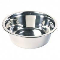 Тrixie Stainless Bowl миска стальная 2,8л (24844)