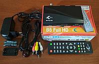 Спутниковый ресивер uClan B6 Full HD (спутниковый тюнер)