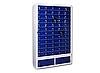 Шкаф металлический абонентский ЭША-1 Н1860х1100х370мм