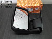 Зеркало наружное левое (механическое) VW LT / Mersedes Sprinter 1996-2006  AUTOTECHTEILE (Германия) 1008140