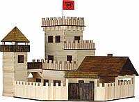 """Объемная сборная деревянная модель """"Замок"""" (607 элементов) Walachia (Nr19(430198))"""