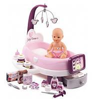 Игровой центр по уходу за куклой Baby Nurse Прованс Smoby 220347