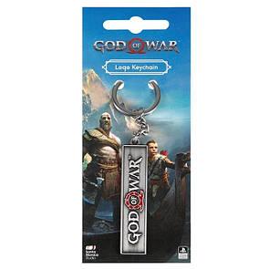 "Gaya Брелок God of War ""Logo"""