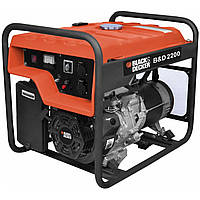 Бензиновый генератор Black&Decker BD 2200