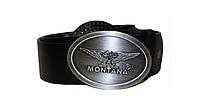 Ремнь Montana  31021 Black