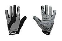 Перчатки OnRide - Long Серый/Чёрный XL