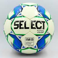Мяч футзальный №4 Select Attack дубл