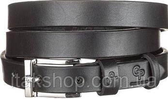 Ремень женский Grande Pelle 11071 Черный, Черный, фото 2