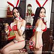 Сексуальный новогодний костюм зайчика, фото 2