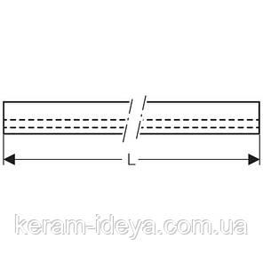 Профиль-коллектор для внутрестенного трапа Geberit Uniflex 154.340.FW.1, фото 2