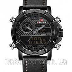 Мужские наручные часы Naviforce Next Black 9134, фото 2