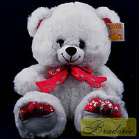 Мягкая игрушка Медведь с бантом 30 см 4014-30