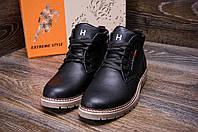 Мужские кожаные зимние ботинки Tommy Hilfiger, фото 1