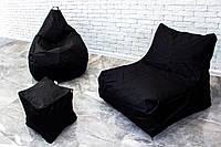Бескаркасное Кресло мешок диван 60х80x90 (XL)