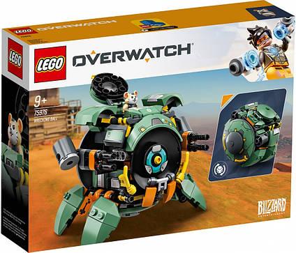 Lego Overwatch Таран 75976