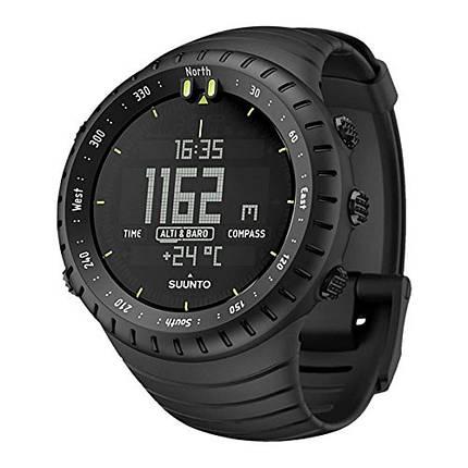 Спортивные наручные часы - Suunto Core All Black SS014279010, фото 2
