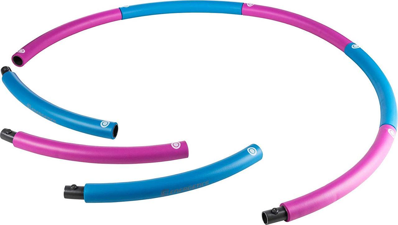 Обруч хулахуп гимнастический - ENERGETICS Hula-Hoop 180180