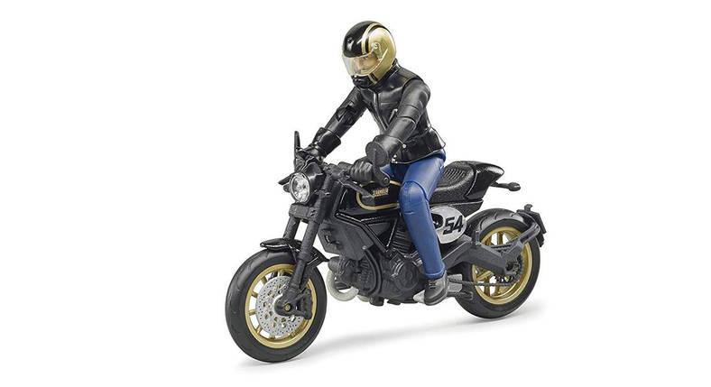 Игрушка детская  мотоцикл - Bruder 63050, фото 2