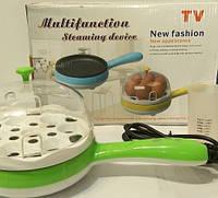Электрическая яйцеварка Multifunction Magic Pot YS-202 (14eggs)