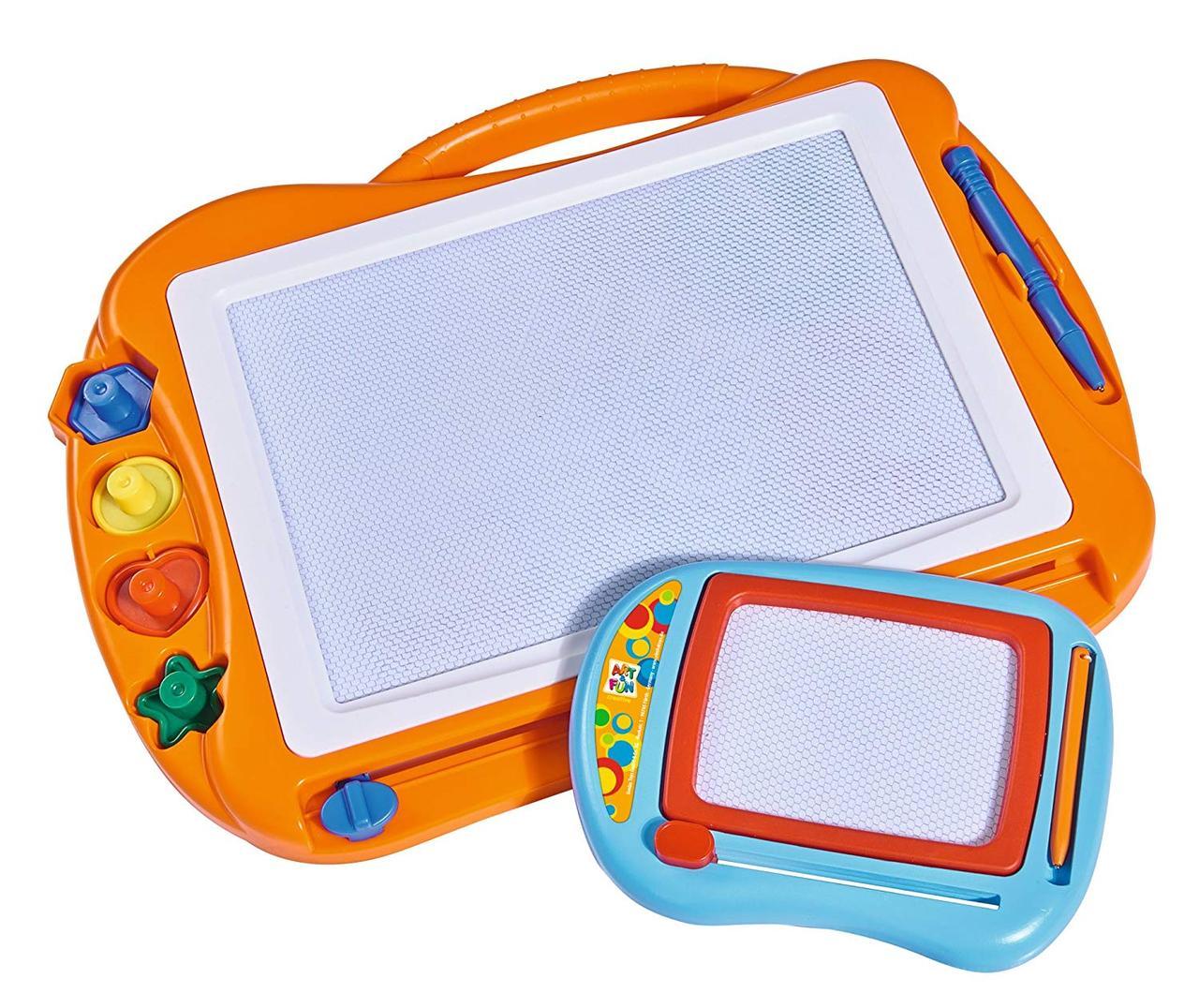 Игрушка детская магнитная доска для рисования - Simba 106334149 2 шт