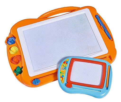 Игрушка детская магнитная доска для рисования - Simba 106334149 2 шт, фото 2