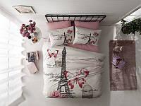 Постельное белье ТАС mahrof store евро размер 100% хлопок