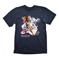 Футболка GAYA Horizon Zero Dawn Painted Aloy (Розмір-XL)