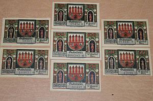 Германии Нотгельд 50 пфеннигов 1921 года ( 1 )