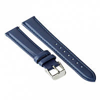 Ремешок для часов Ziz ночная синь, серебро - R142901