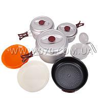 Набор посуды Kovea Silver 56 KSK-WY56 (16 предметов)
