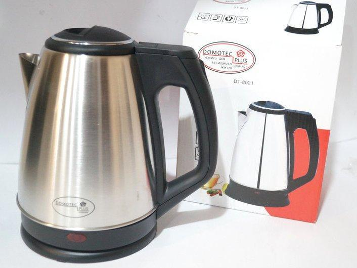 Чайник электрический  Domotec 1.8 л