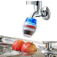 Домашний кухонный мини-смеситель для крана. Фильтр для воды Faucet Water Filter, фото 1